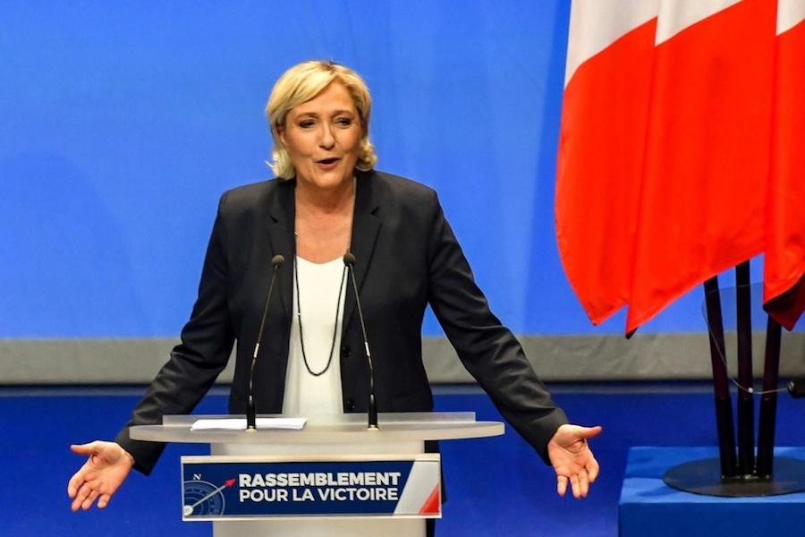 Marine Le Pen et le front national: très proches du marxisme des origines
