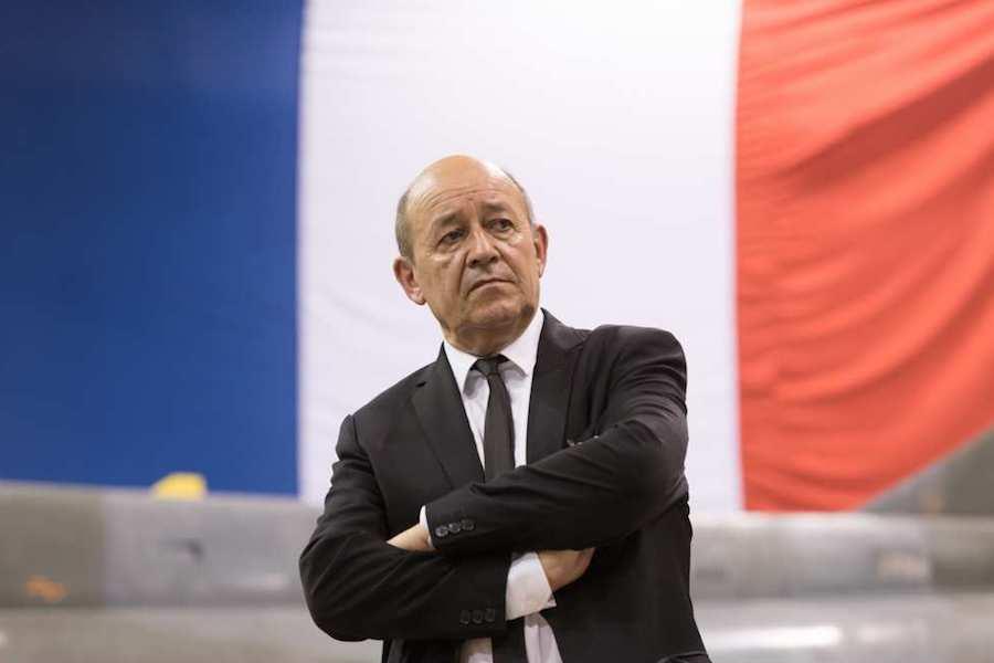 La campagne impossible de Jean-Yves Le Drian