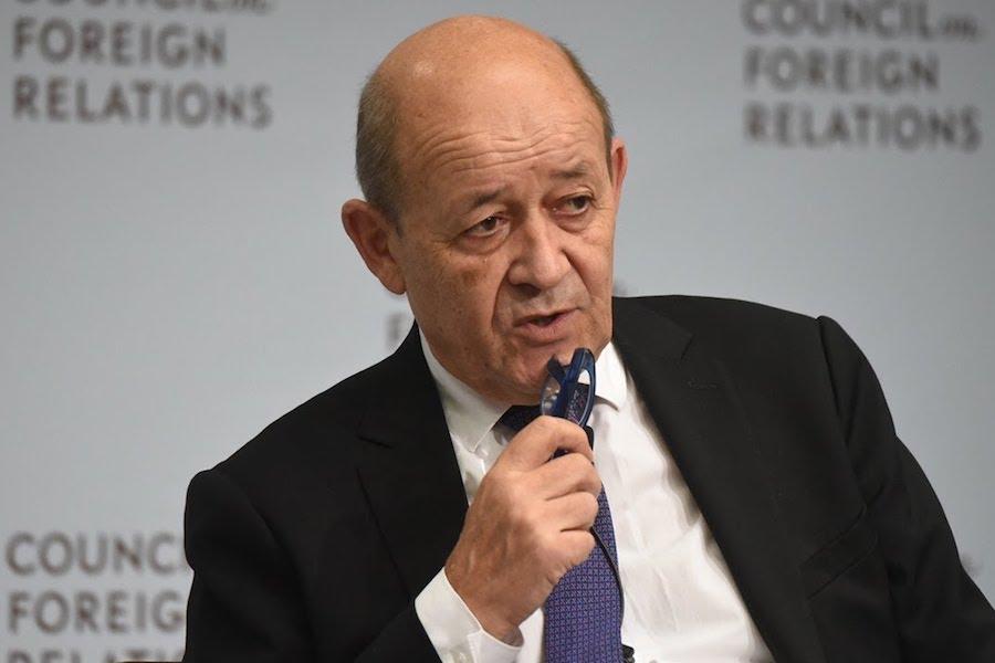 Jean-Yves Le Drian, la candidature malheureuse
