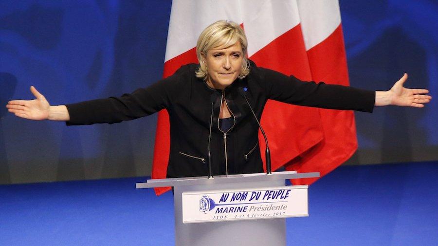 Marine Le Pen: analyse d'un sentiment de toute puissance