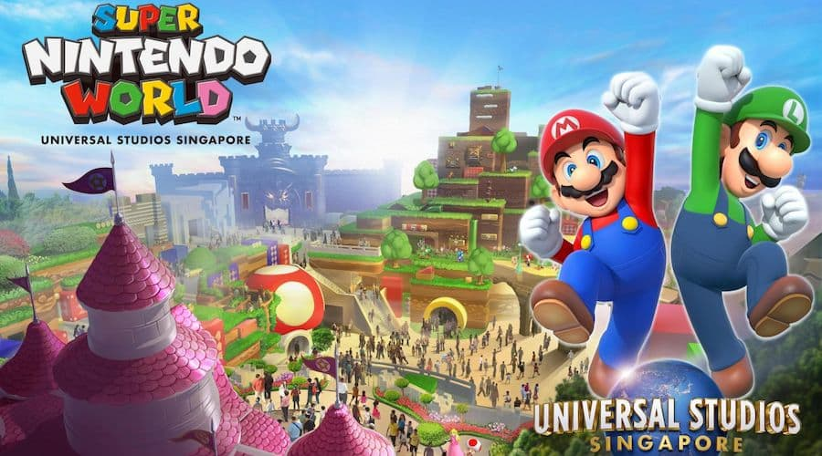 super nintendo world singapour